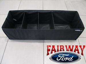 07 Thru 19 Mustang Oem Genuine Ford Parts Large Soft Sided Cargo Organizer New