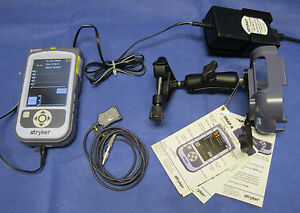 Stryker Snap Ii 600 5 Consciousness Monitor Kit 60 Day Warranty