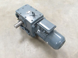 Nord 32100 80 L4 Bre10 Right angle Helical Worm Gear Motor nnb