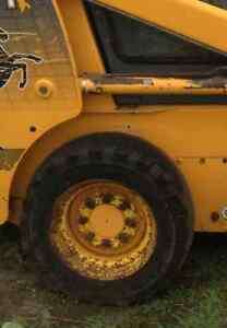 Mustang 2044 Skid Steer Rear Drive Axle Assembly W sprocket gh32032684