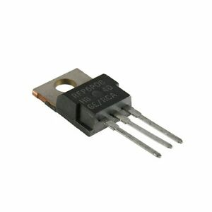 Rfp6p08 P channel Mosfet 80v 6a Rca