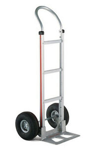 Magliner Hand Truck Model 111 aa 1060 New Features 10 Pneumatic Wheels