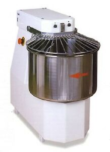 Spiral Dough Mixer 7 Liters 5kgs 100 Made In Italy With Patented Spiral