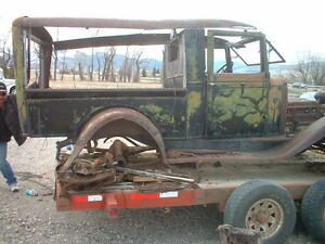 1932 Chevrolet Canopy Express Pickup Truck 1925 1926 1927 1928 1929 1930 1931