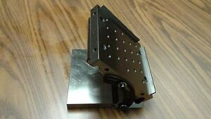 6 x6 x2 Precision Sine Plates 1 4 20 Tapped Holes 5 Roll Distance sine p 662