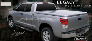 Toyota Tundra Fiberglass Hard Tonneau Bed Covers Painted 2000 2020 Legacy
