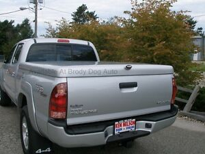 Toyota Tacoma Fiberglass Hard Tonneau Bed Covers 2001 2017 Painted Sport Lid