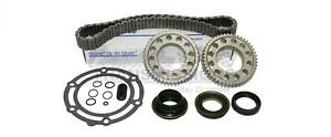 Np246 Np149 Transfer Case Chain Sprockets Seal Kit Gmc Chevy New Process