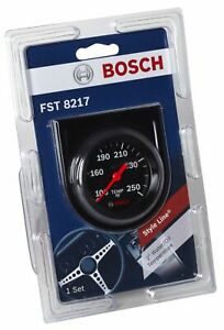 Bosch Style Line 2 Mechanical Water oil Temp Gauge Fst8217