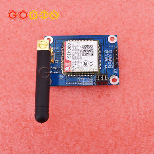 2pcs Sim900a Mini V4 0 Wireless Module Gsm Gprs Stm32 Board Kit Antenna