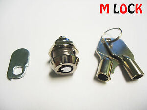 Lot Of 10 Miniature Tubular Cam Lock Lenght 3 8 Cylinder Is 7 16
