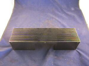 Milling Machine Part Accordion Type Way Cover For 3vkh