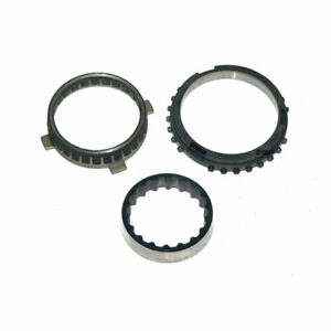 T5 World Class Ford Chevy 3 Piece Synchro Ring Kit For 1st Or 2nd Gear