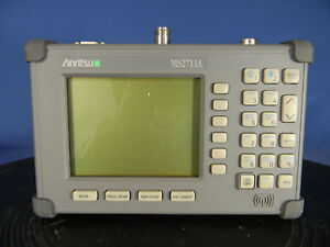 Anritsu Ms2711a 3 Ghz Handheld Spectrum Analyzer 30 Day Warranty