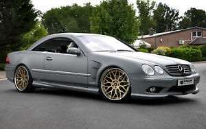 Mercedes Cl W215 Full Body Kit Cl55 Cl500 Cl600 Cl65 Amg Bumpers Fenders Sides