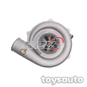 Rev9 Tx Series Tx 50e 57 Turbocharger Turbo Charger T3 Ar63 5 Bolt Exhaust 400hp
