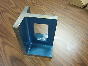 Universal Right Angle Plate 6x6x8 Smi steel Castings Accurate Ground Urap new