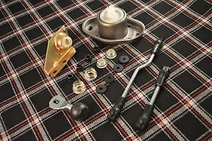 Vw Mk1 Rabbit Scirocco Cabriolet Complete Shifter Rebuild Kit New Nos 5 Speed