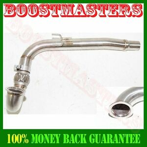 For 2012 2015 Vw Golf Gti 2 0t Mk7 New Stainless Steel Turbo Bolt On 3 Downpipe
