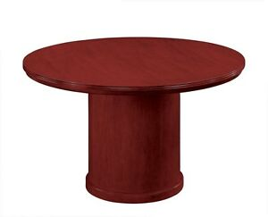 42 Round Office Conference Table