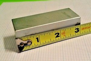 1 Large Neodymium Block Magnet N50 Grade Rare Earth Magnet New Super Magnet