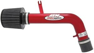 Aem 22 403r Short Ram Intake Red For Acura Integra 94 01 1 8l B18