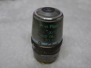 1pcs Used Work Nikon Plan Fluor Elwd 40x 0 60 Ph2 Dm 0 2 Wd 3 7 2 7 equ4