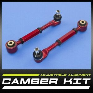 New Pair Left Right Rear Camber Kit 2 00 4 00 Free Shipping