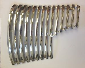 1941 Desoto Radiator Grille Drivers Side New Old Stock