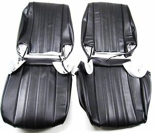Jeep 1967 73 Jeepster Low Back Bucket Seats Upholstery Kit