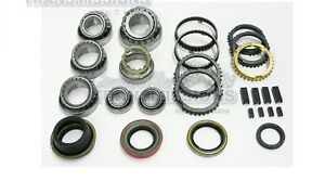 T56 Tremec Rebuild Kit 6 Speed Camaro Firebird Mustang Viper Includes Synchros