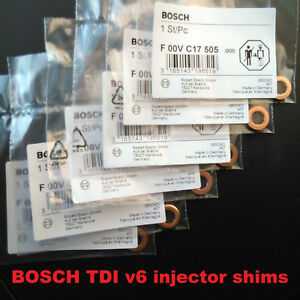 Diesel Injector Washer Seal Audi A4 A6 A8 Allroad 2 5tdi V6 110 114 120 132kw