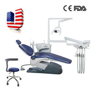 Fda Dental Unit Chair Computer Controlled Usa Door To Door Shipping