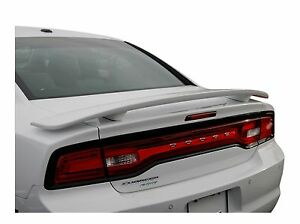 501 Primer Factory Style Spoiler Fits The 2010 2015 Dodge Charger