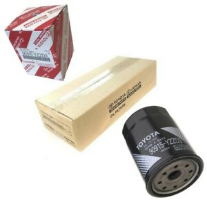 Genuine Toyota Oil Filters Case Of 10 Oil Filters See Details 90915 Yzzd3