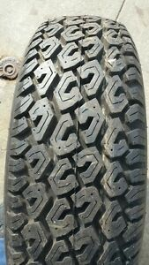 Gr78 14 Radial Mud Snow Tire New Old Stock nos Seiberling