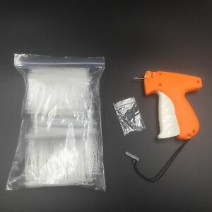 Garment Clothing Price Label Tagging Tag Tagger Gun With 2000 3 Barbs 1 Needle