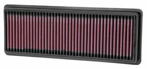 K n Drop In Replacement Panel Air Filter 2013 2014 Fiat 500 1 4l Abarth L4 Turbo