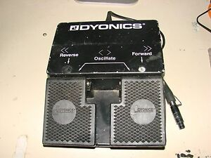 Dyonics Ep 1 Pedal Style Footswitch For Power Shaver System Ref 7205396