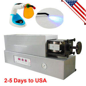 Dental Lab Automatic Flexible Removable Partial Denture Injection System curing