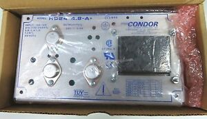 Condor Dc Power Supply Hd24 4 8 a Output 24v 4 8a