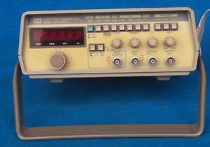 Used Good Gw Instek Goodwill Instruments Gfg 8016g Function Generator ctj