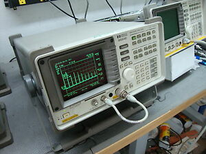 Hp Agilent 8594e Spectrum Analyzer Calibrated Refurbished opt 41 101 105
