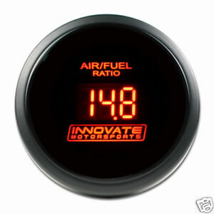 Innovate 3794 Red Db Gauge Wide Band Afr Meter Air Fuel Ratio Tune Display