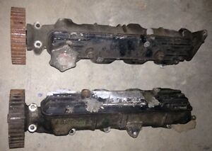 1982 Lancia Beta Zagato Camshafts Housings And Pulley S 2 0 Engine