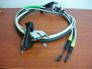 Ford Ys4z 2a603 ba Brake Cable parking Brake Cable