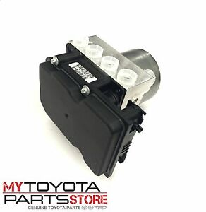 2007 2009 Camry Brake Actuator Abs Genuine Toyota 44050 06070 see Details