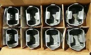 L2240n Or L2240 Forged 396 Chevy Pistons Std Bore