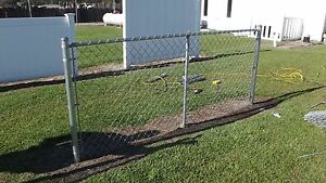 1 7 8 Extend a fence Chain Link Raise Your Fence Up To 2 Post Kit Add Height