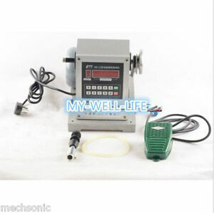 New Computer Controlled Coil Transformer Winder Winding Machine 0 03 0 80mm